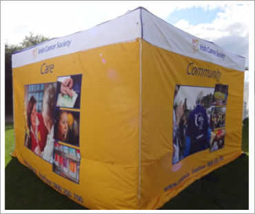 Image of Popup Branded Tent