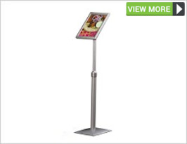 Image of a Flexible Menu Stand