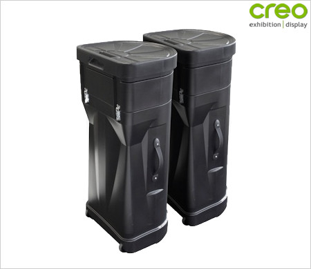 Image of Moulded Wheeled Trolley Cases