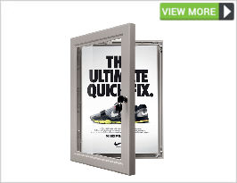 Outdoor Display Poster Case