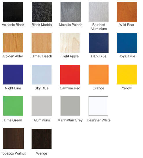 Image of Stock Collection Laminate Gallery selection