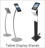 Image of a Tablet Display Stand
